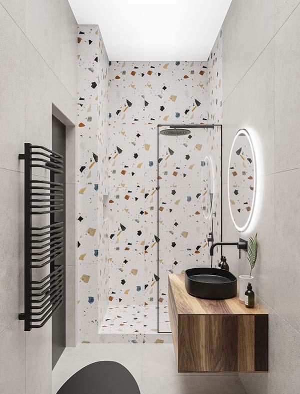 Thiết kế nhà vệ sinh 5m2